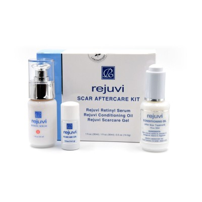 Rejuvi Scarcare After Care Kit