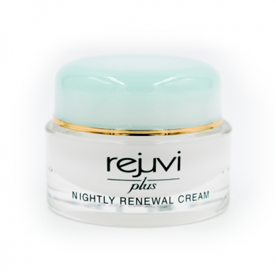 RJ + NIGHTLY RENEWAL CREAM...